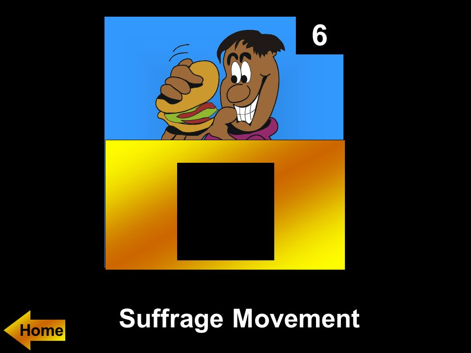 6 Suffrage Movement Home