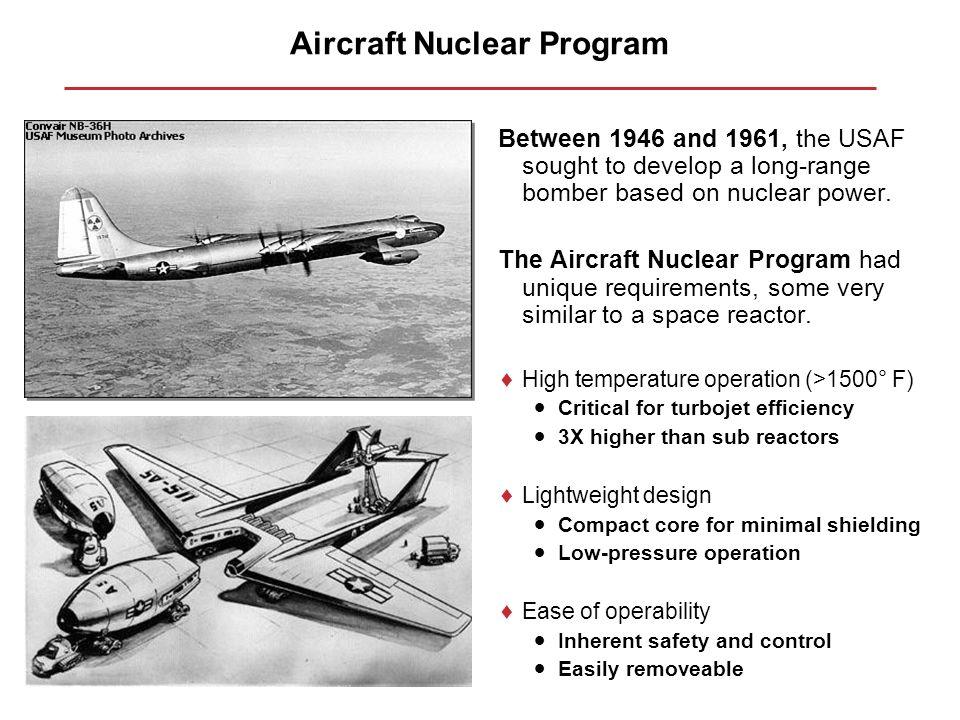 Aircraft Nuclear Program