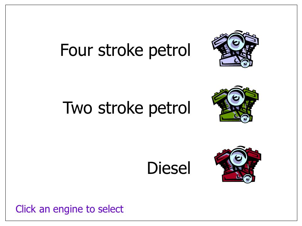 how to make two stroke petrol