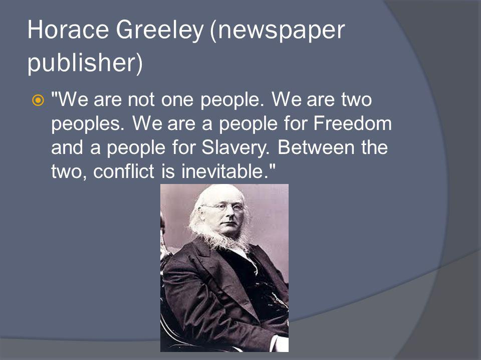 Horace Greeley (newspaper publisher)