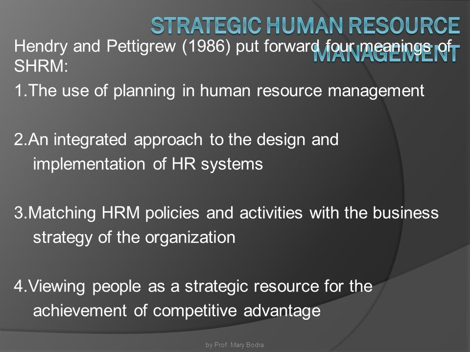 strategic planning human resource management commerce essay These trends will impact human resources management (hrm) technology   maintain strategic compliance forecasting and planning talent management.