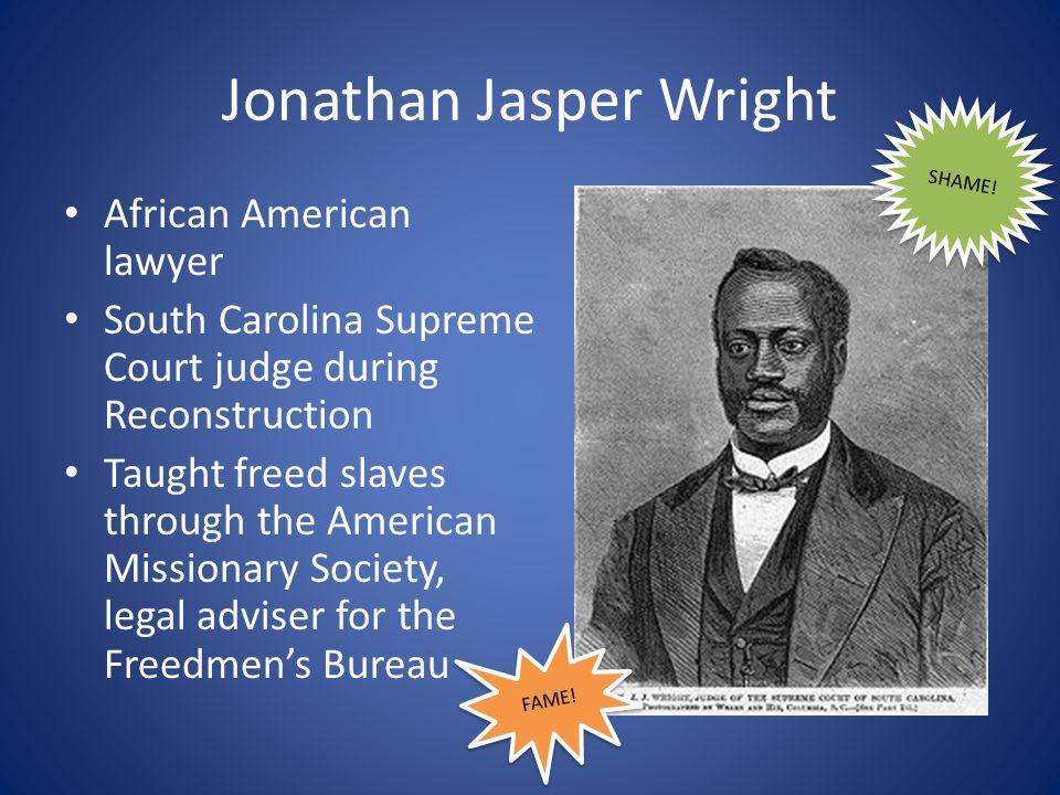 Jonathan Jasper Wright