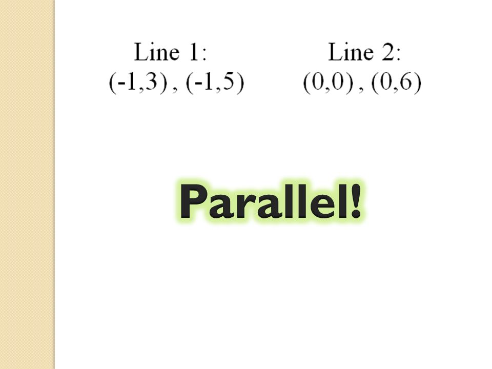 Parallel!