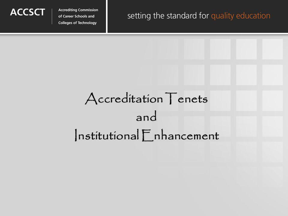 Institutional Enhancement
