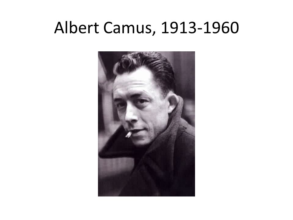 The Stranger life of Albert Camus Essay Sample