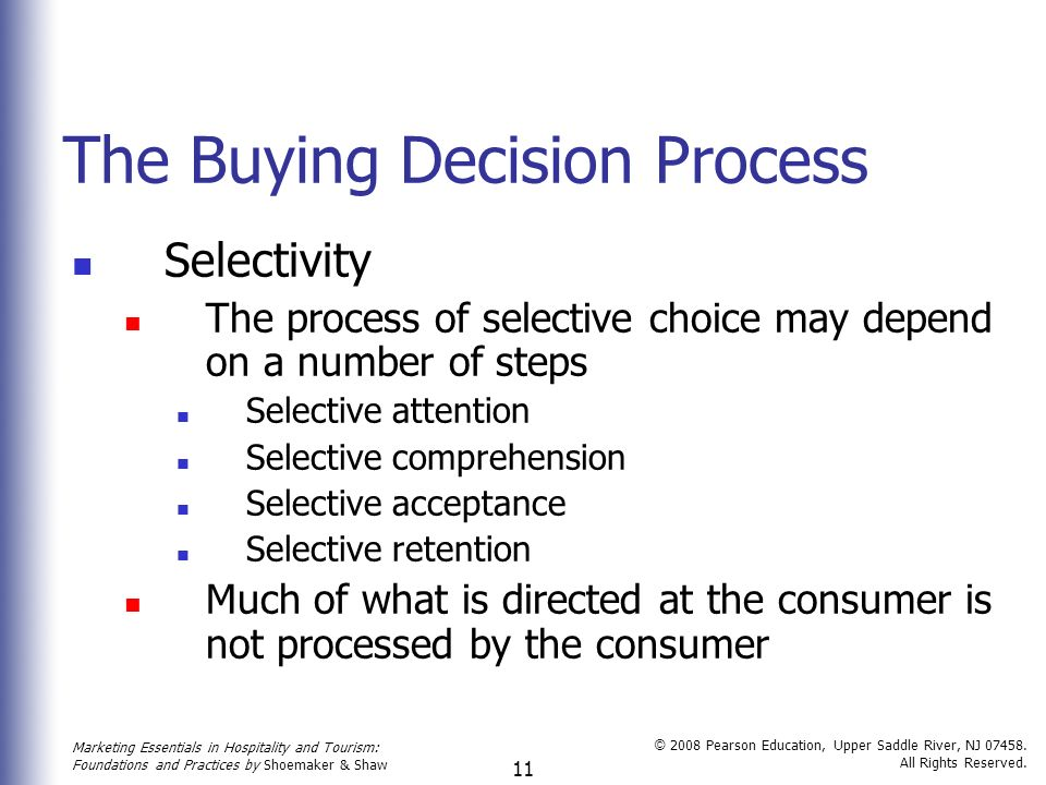 buying decision process perfume Understanding the role of ambient scent in influencing consumer behavior   processing perspectives affective and evaluative response purchase and repet .