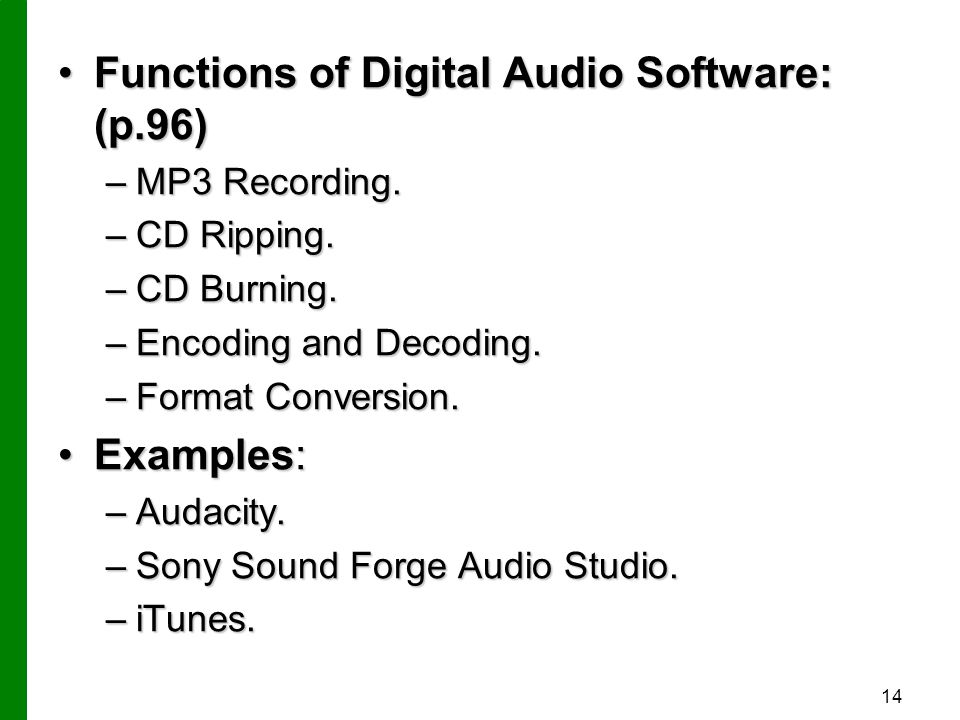 format software sony