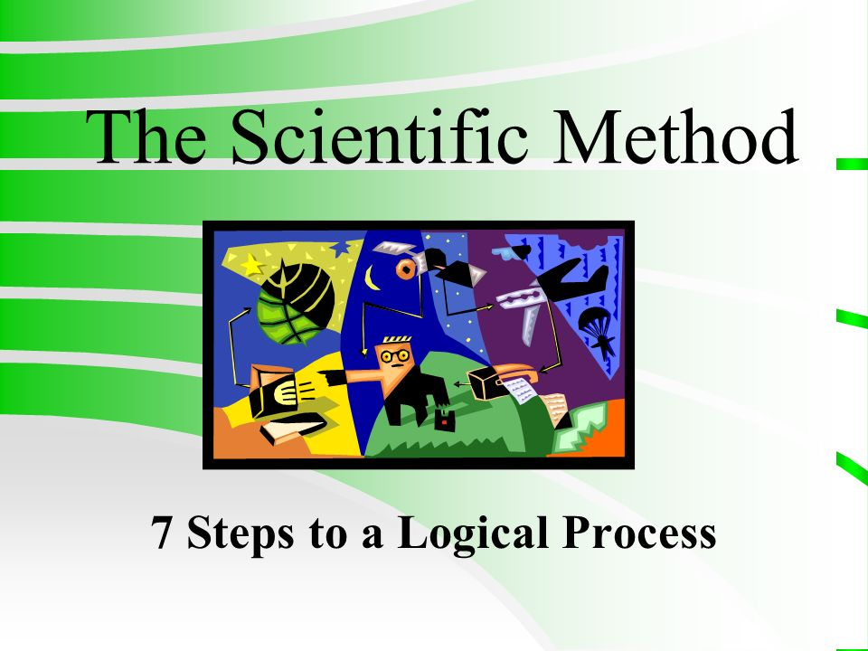 7 Steps to a Logical Process