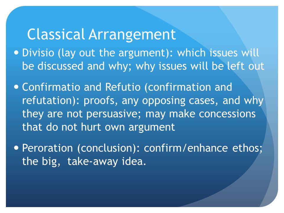 Classical Arrangement
