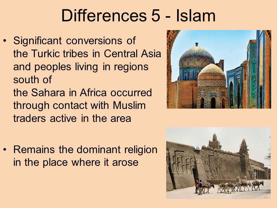 diffusion of buddhism and christianity Key issue 1: where are religions distributed - christianity, buddhism much of south asia and converted the areas to buddhism 4 diffusion of other.