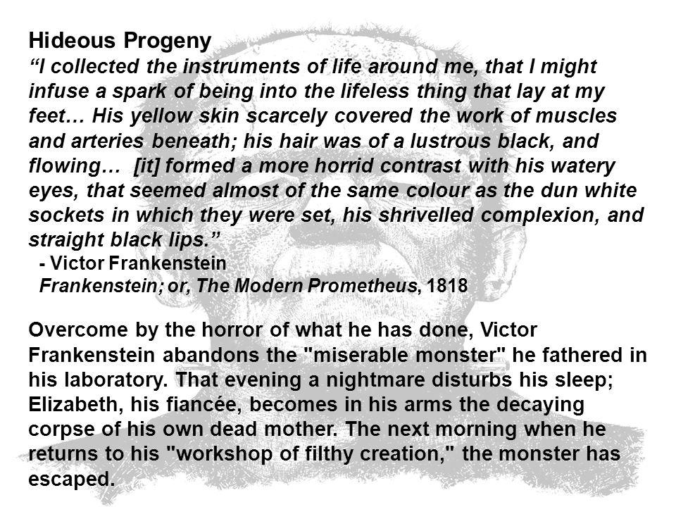 Hideous Progeny