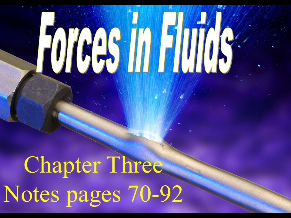 Chapter Three Notes pages 70-92