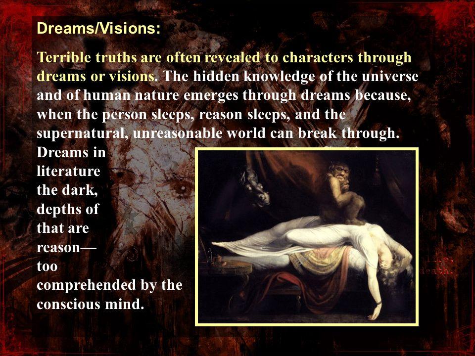 Dreams/Visions: