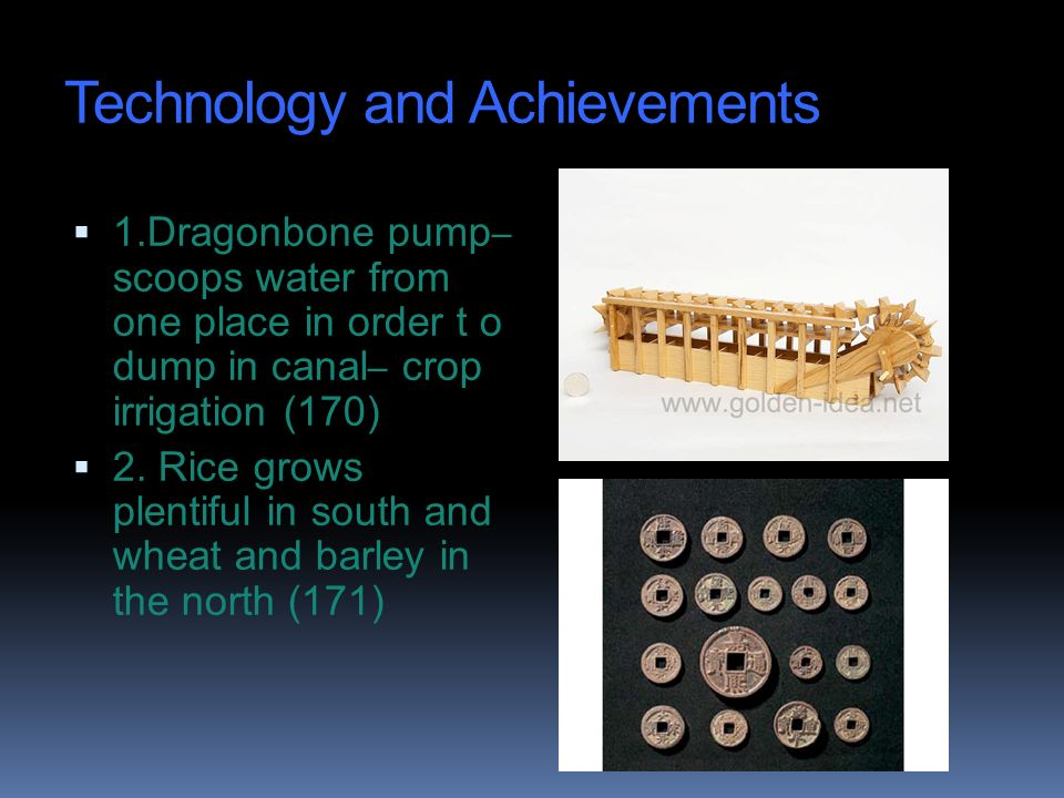 Technology and Achievements