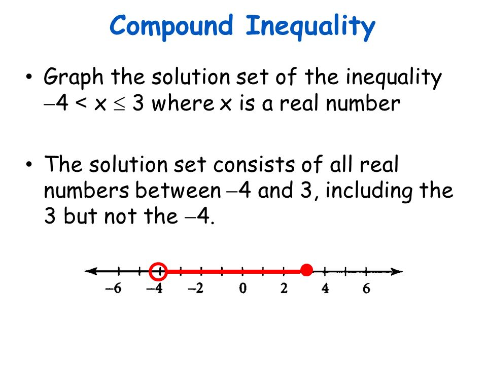 real number and inequality An inequality is an operation describing how one number can be compared to another this lesson will describe and define inequalities and the.