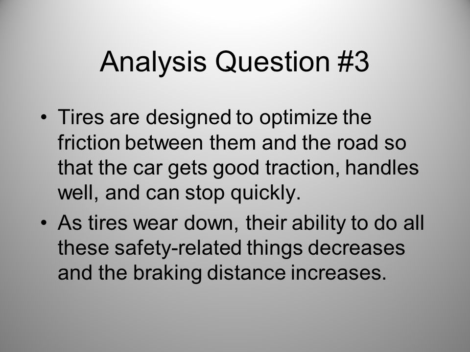 Analysis Question #3