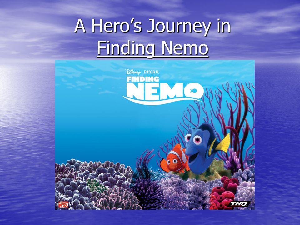 A Hero's Journey in Finding Nemo