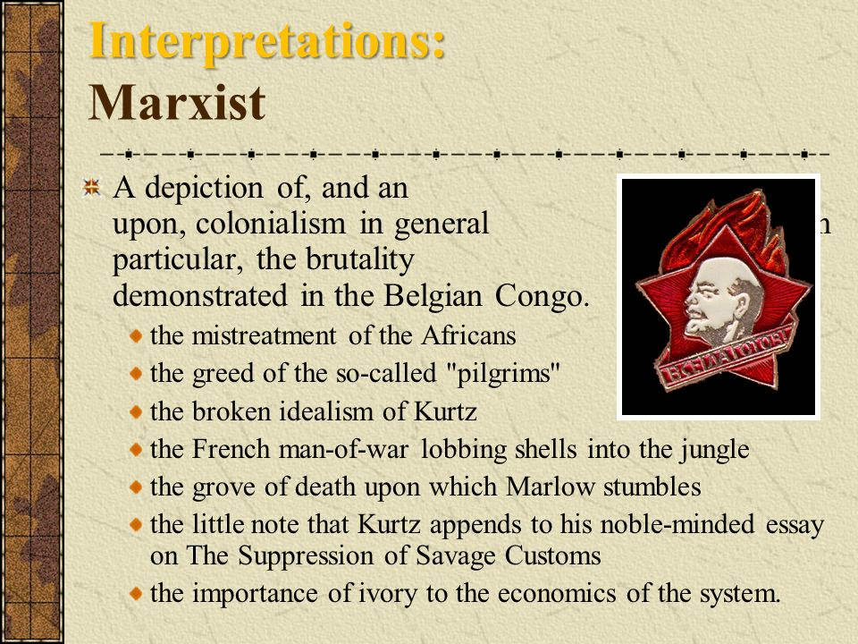 Interpretations: Marxist