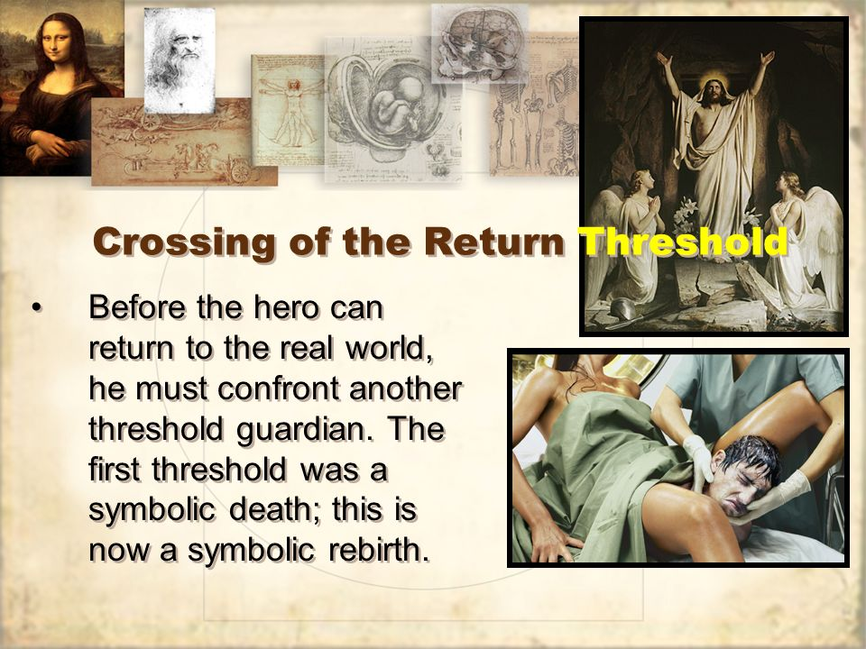 Crossing of the Return Threshold