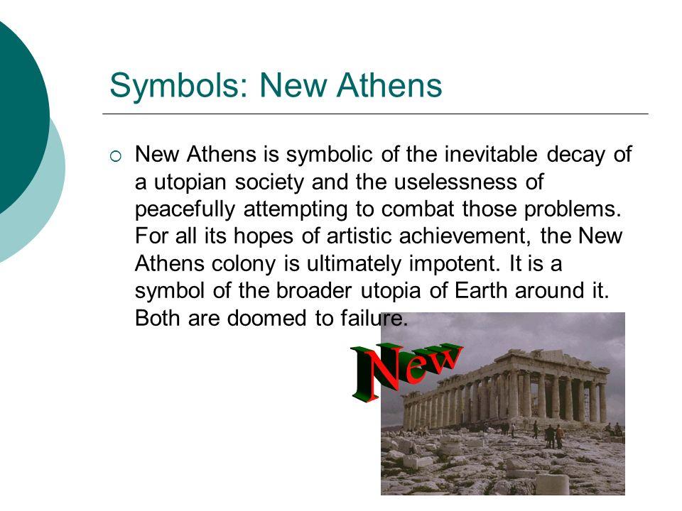 Symbols: New Athens New