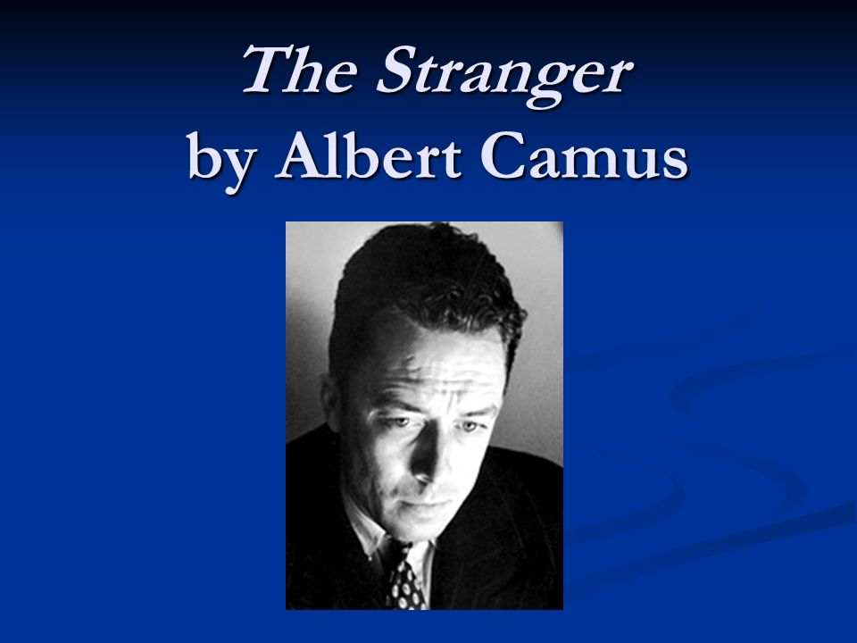 "the stranger by albert camus critical essay Review: 'looking for ""the stranger,""' the making of an existential masterpiece  and a philosophical essay, ""the myth of sisyphus""  looking for 'the stranger' albert camus ."