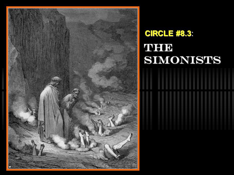 CIRCLE #8.3: The Simonists