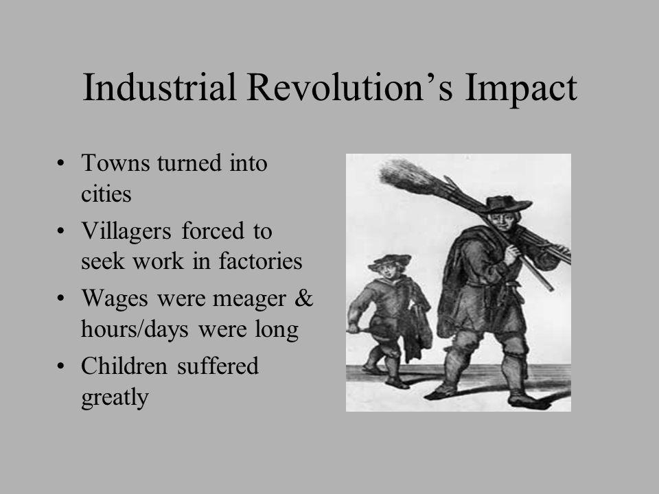 Industrial Revolution's Impact