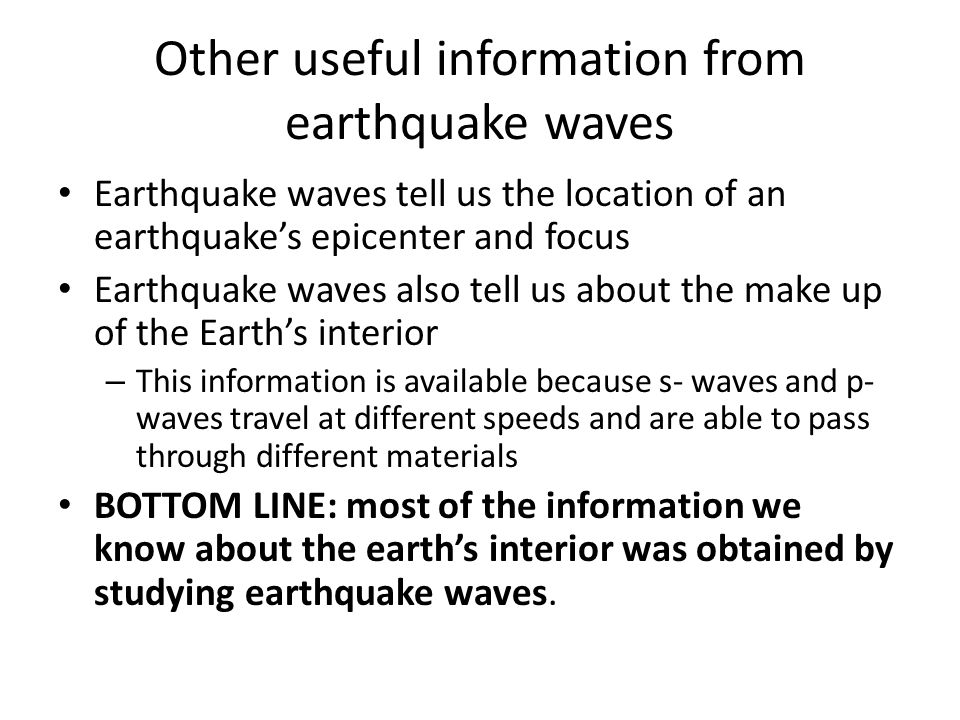 Warmup 1011 Pass back and go through Quiz ppt video online – Earthquake P-wave and S-wave Travel Time Worksheet