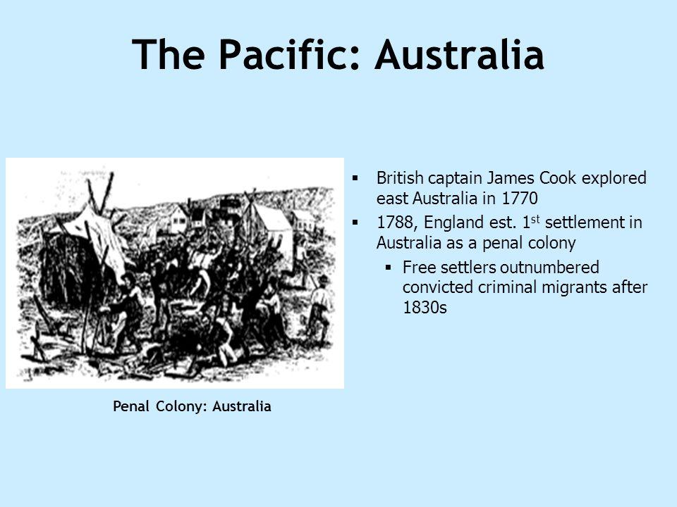 The Pacific: Australia