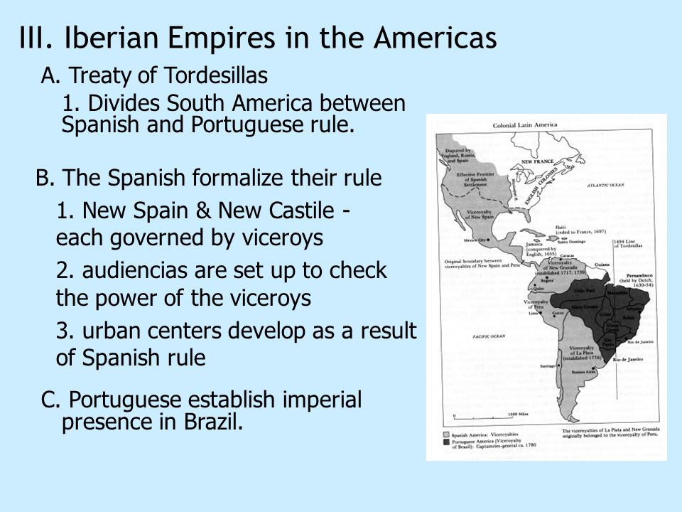 III. Iberian Empires in the Americas