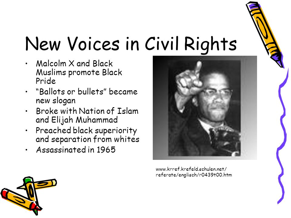 New Voices in Civil Rights