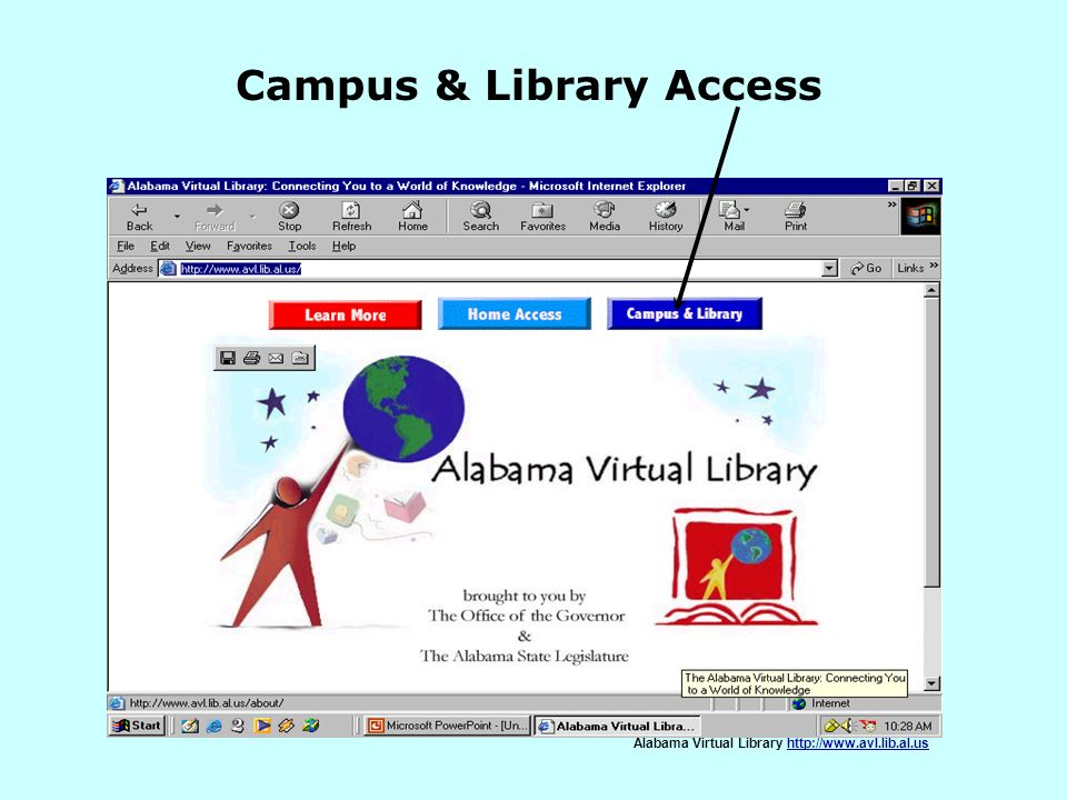 Campus & Library Access