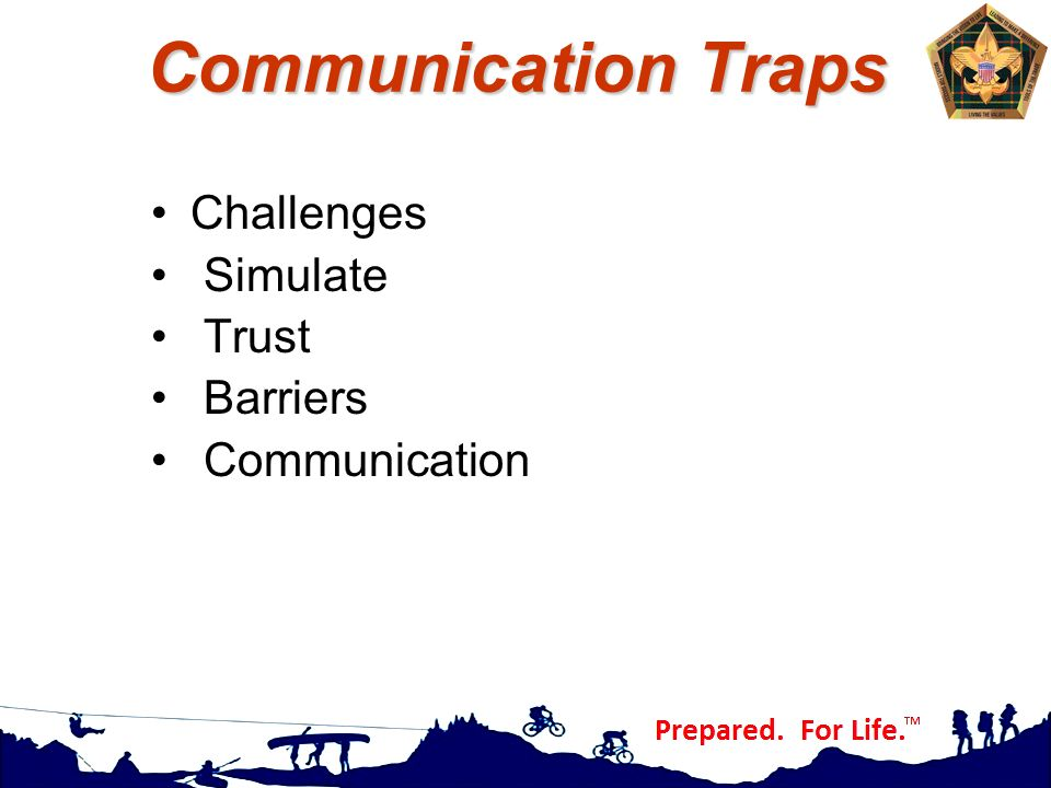 Communication Traps Challenges Simulate Trust Barriers Communication