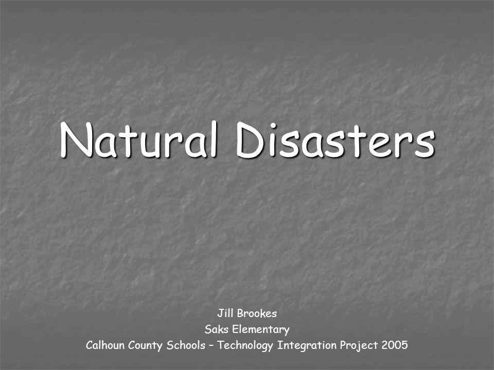 Calhoun County Schools – Technology Integration Project 2005