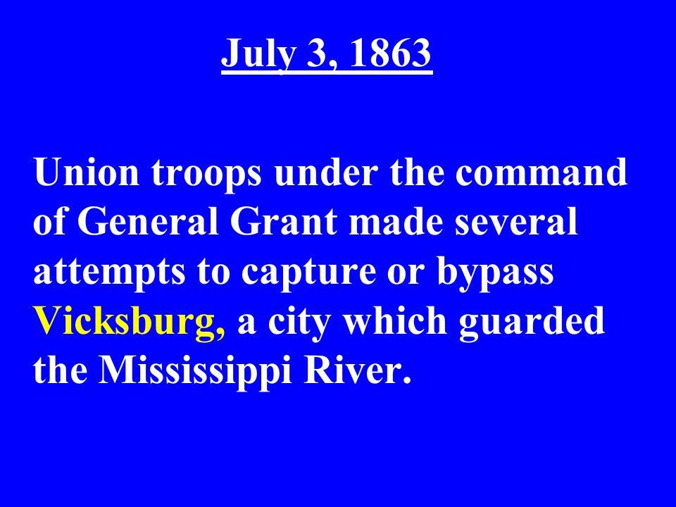 July 3, 1863