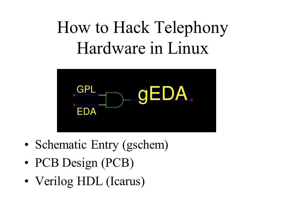 Beautiful Linux Pcb Design Images - Electrical Wiring Diagram Ideas ...