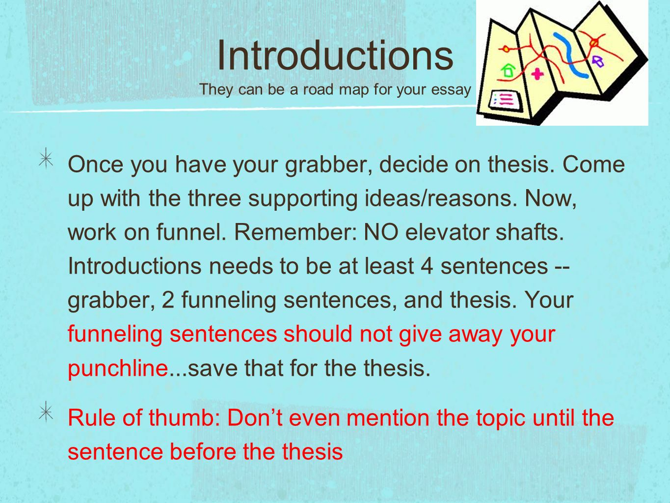 Your Thesis Plan - A Roadmap to Completing Your Research Degree