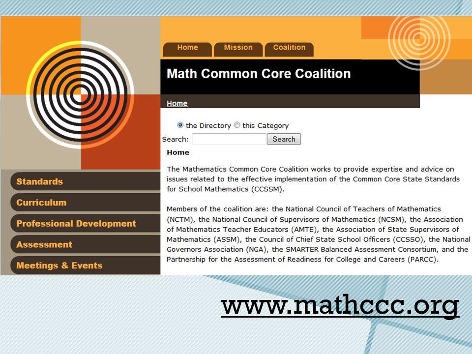 www.mathccc.org 42