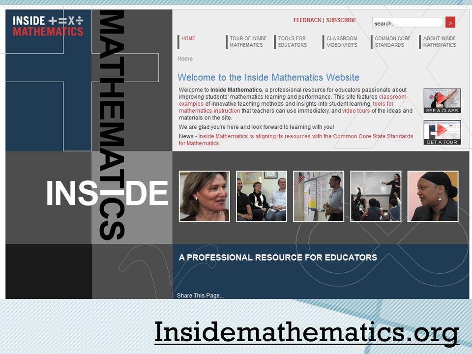 Insidemathematics.org