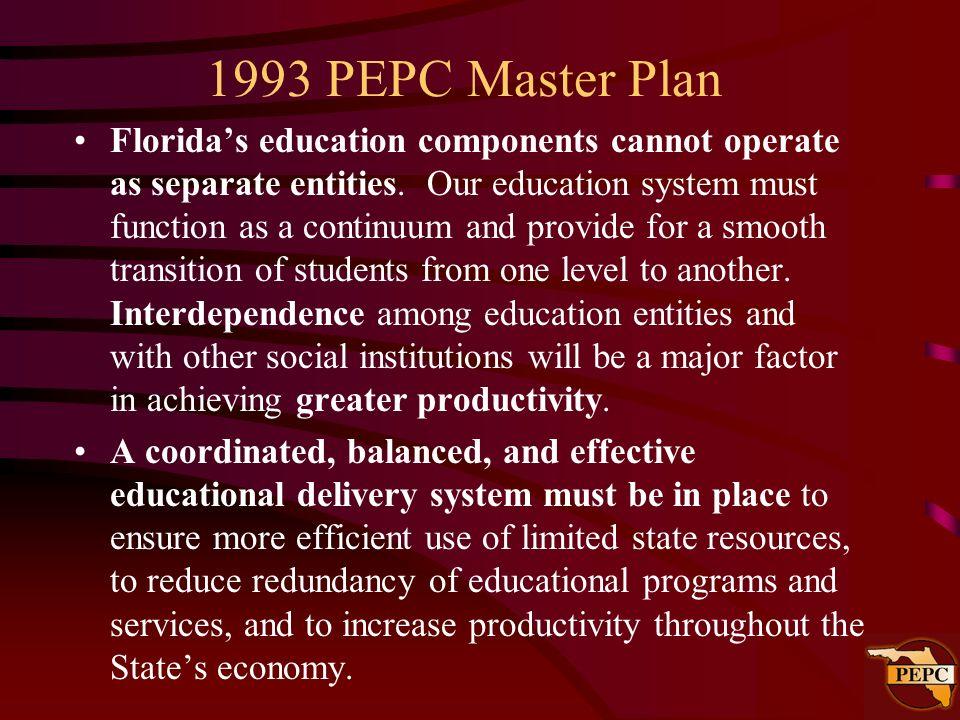 1993 PEPC Master Plan