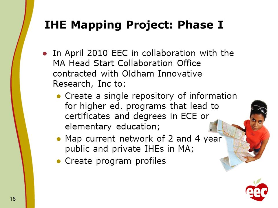IHE Mapping Project: Phase I