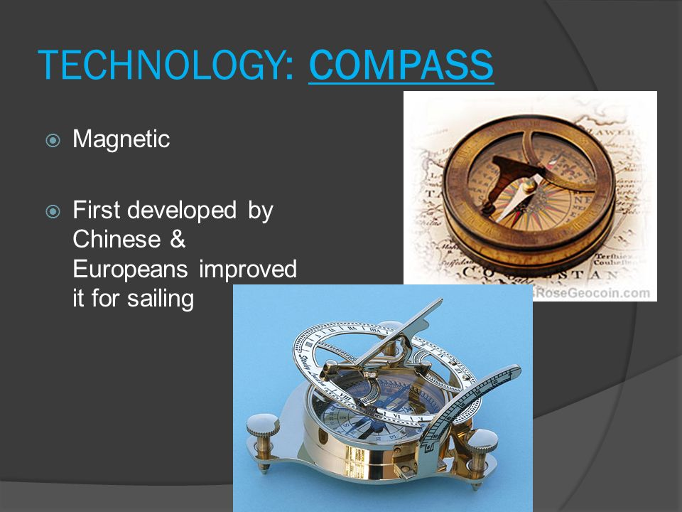 TECHNOLOGY: COMPASS Magnetic