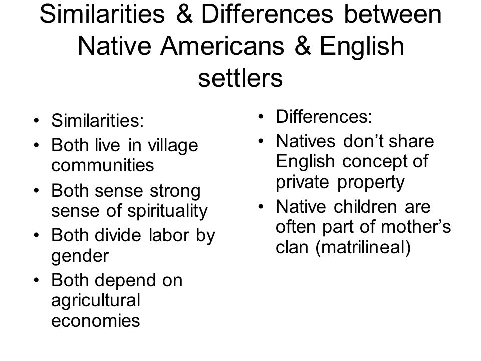 Colonial Development Similarities And Difference : Apush review colonial america ppt video online download