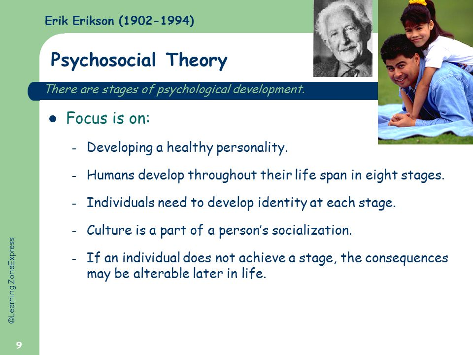 developing a healthy personality Start studying psych ch 11 learn vocabulary, terms, and more with flashcards, games, and other study tools search create log in sign up -most critical conflict that the child must successfully resolve for healthy personality & sexual development occurs during this stage.