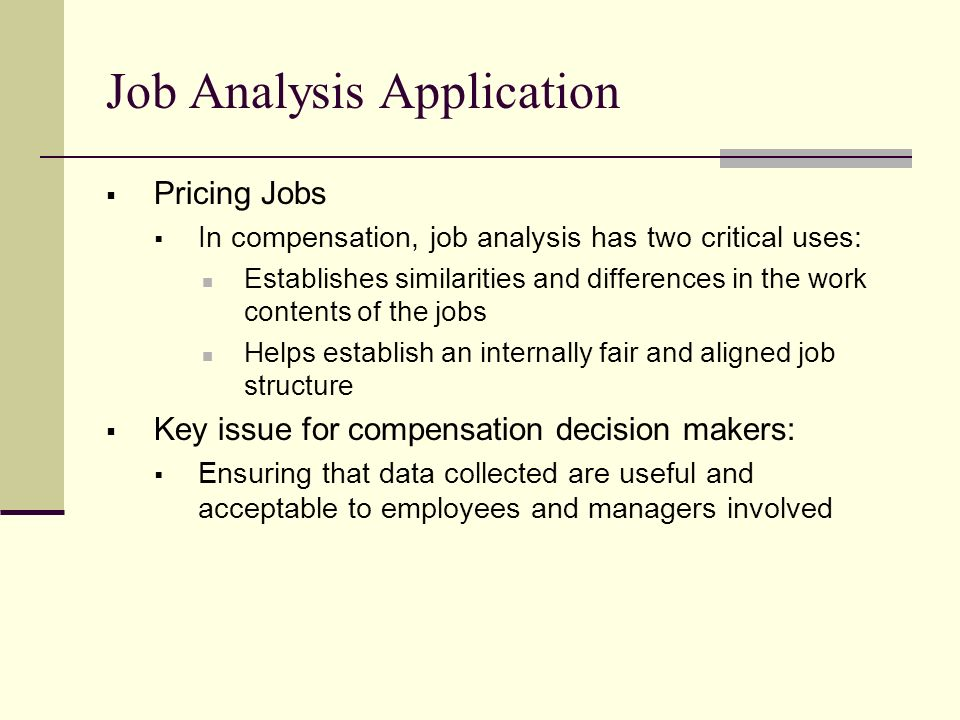 application interview and analysis In social sciences the process of interview analysis is often performed as a  22 1 application of nlp to qda and computer-assisted coding.
