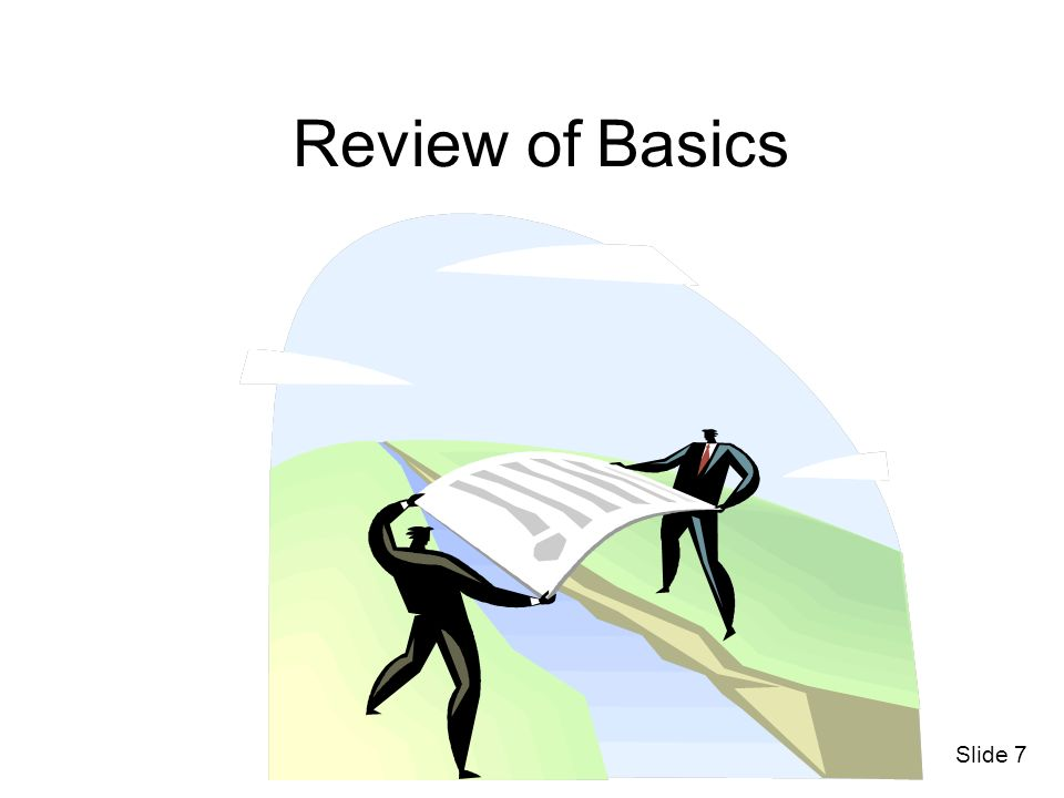 Review of Basics Most, if not all of you attended the Statement of Work for Personal Services Contracts in which we discussed basics about SOW.