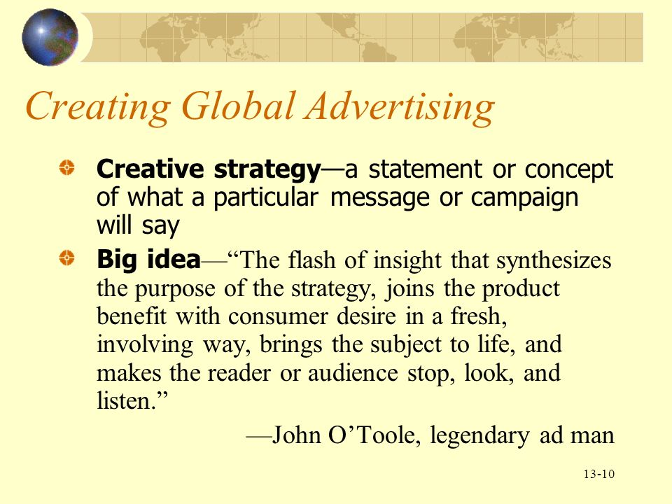 Advertising and advertisement contributes