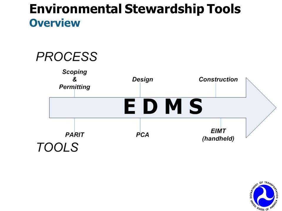 Environmental Stewardship Tools Overview