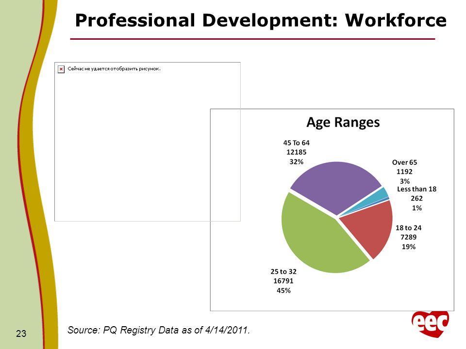 Professional Development: Workforce