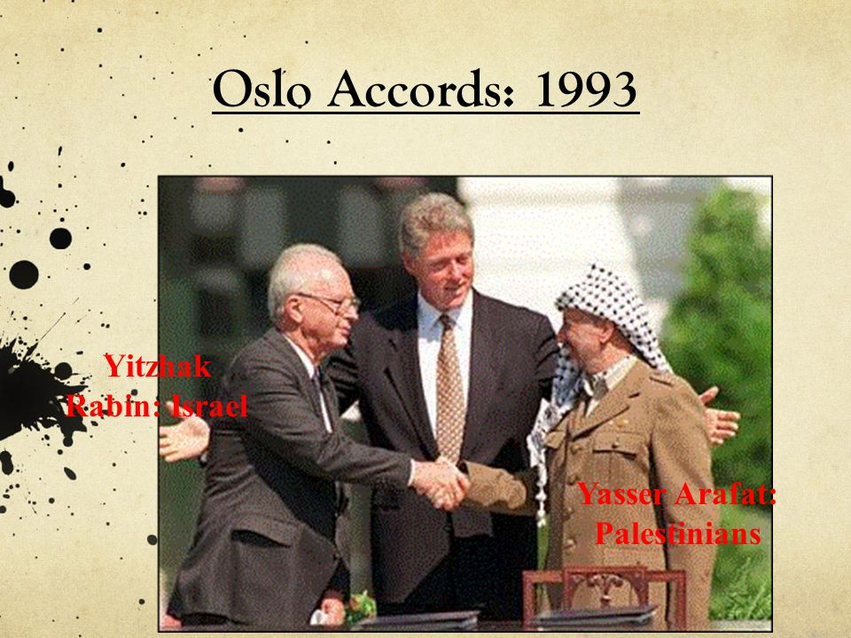 Yasser Arafat: Palestinians
